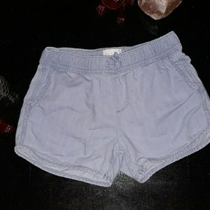Cotton Shorts TCP girls size 8 summer bottons med